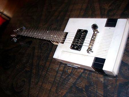 NES-Gitarre