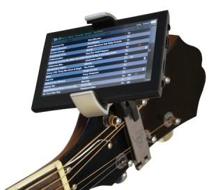 iTAB Gitarrentab Leser für Gitarre